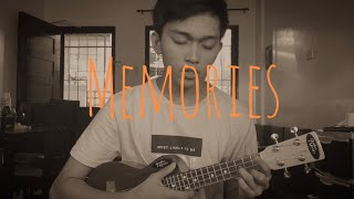 Memories by Maroon 5 | Ukulele Cover