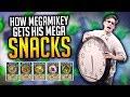Wizard101: hOW mEGa mIcHAel gETS hIS MegA sNAckS