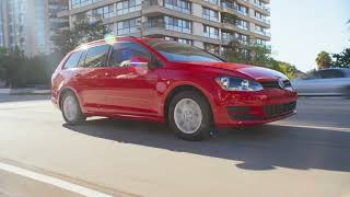 2018 Volkswagen Golf SportWagen Features