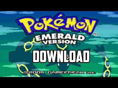 HOW TO DOWNLOAD POKEMON SUPER MEGA EMERALD GBA GAME ANDROID || By HARSH TECHNICALS