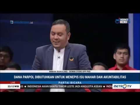 Layakkah Partai Politik di Biayai Negara? | Part 1