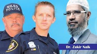 Strategi Cerdas Dr. Zakir Naik Berdakwah Kepada Polisi Amerika