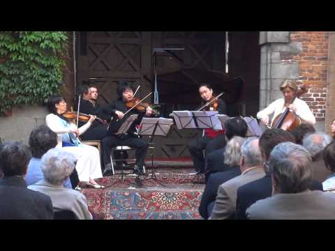 Yuzuko Horigome-Chateau de la follie concert with Jean-Marc Luisada