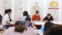 Video học thiết kế trang trí Áo Thun trong khóa học Thiết kế thời trang