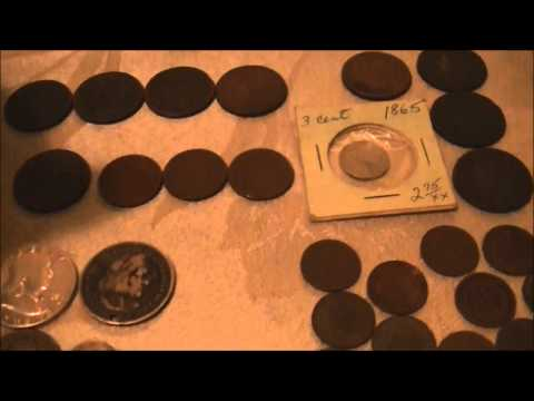Investing In Numismatics And Owning The Silver Market: Making a radius and some strategies!