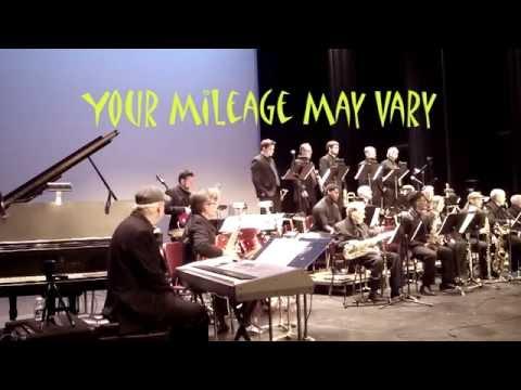 "Waco Jazz Orchestra: ""Your Mileage May Vary"""