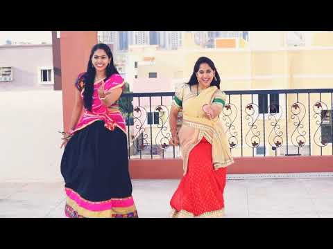 Hey Pillagada | Fida| |Sai Pallavi| First Dance Video | Dancers - Uttara And Yamini |