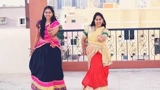 Hey pillagada | Fida| |Sai Pallavi| First Dance video | Dancers - Uttara and Yamini |