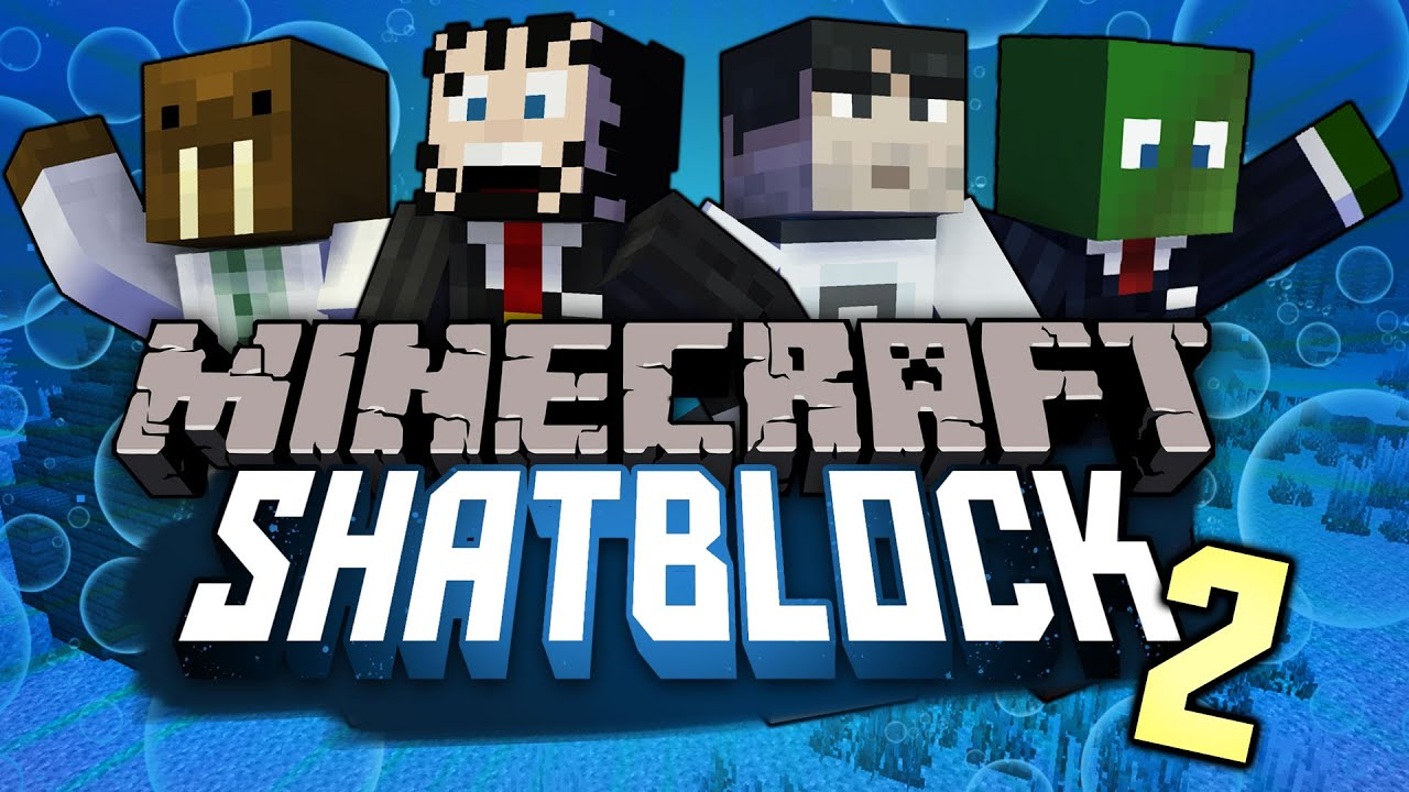Minecraft Shatblock is back with Seablock: Rustic Waters! #1