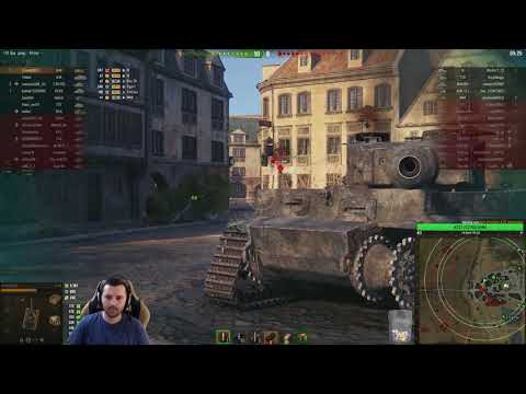 World of Tanks - IS-M Ace Tanker thumbnail