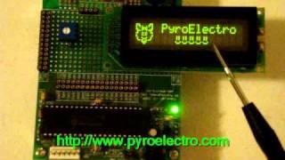 16x2 LCD: Displaying Custom Characters