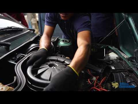 Instalación De Carburador En Renault 9 Para Aumentar Potencia.