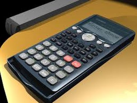 fx 570ms Display on 2 lines fraction calculation integration calculations, combination and  permutation statistics (editor stat-données, of the type, calculate the normal.