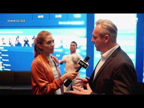 Golden Race Talk to ICE TV