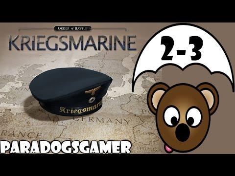 Order of Battle | Kriegsmarine | Narvik | Part 3