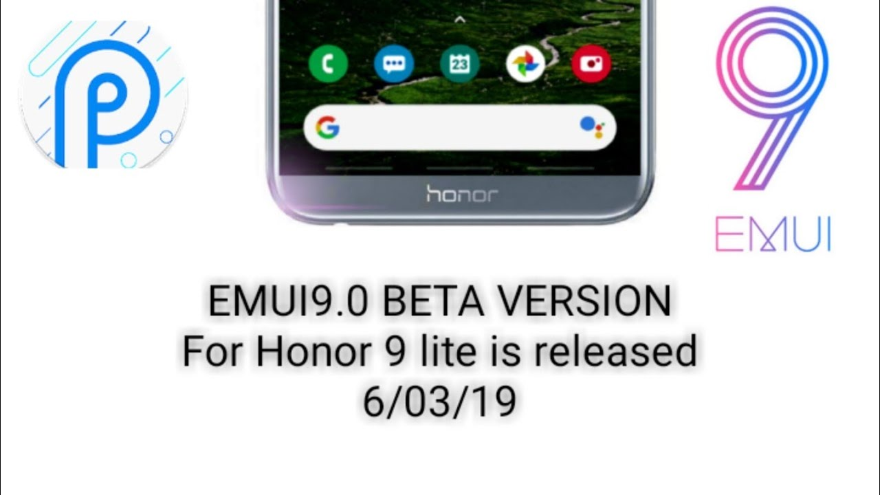 Honor 9 lite(LLD-TL10) में आ गया है EMUI 9 0 BETA VERSION (lot of features)  LANGUAGE CODE (C01)
