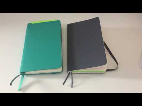 The Bullet Journal Workshop: Moving from A5 to A6 and combining a Weekly Planner