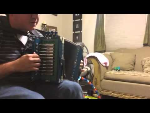 Amazing Grace - Cajun Accordion