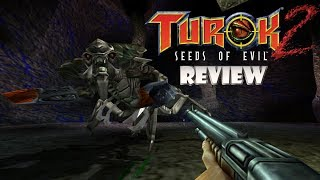 Turok 2: Seeds of Evil (Switch) Review (Video Game Video Review)