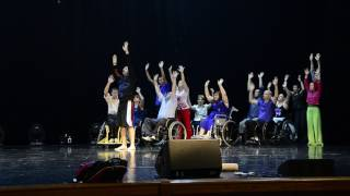 Танцы без границ в Хабаровске.