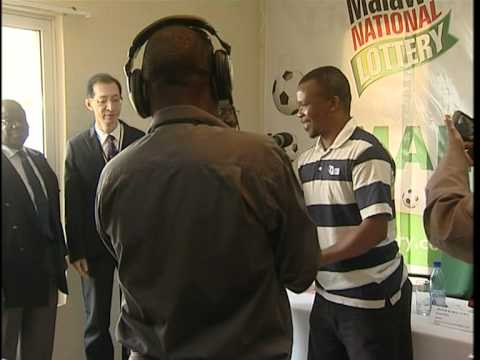 Sports Insight - Malawi National Lottery Press Con (29-Sep-11)