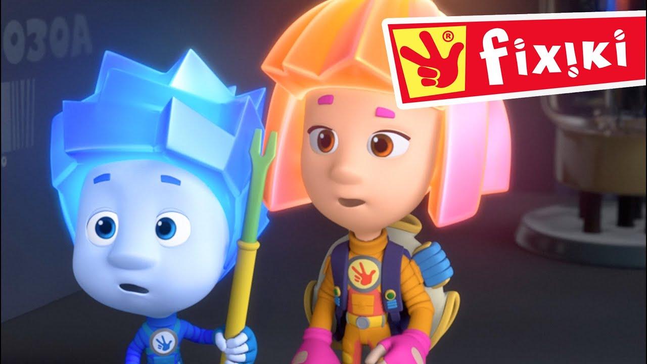 FIXIKI- Ranga (Ep.63) Desene animate pentru copii cu Nolik