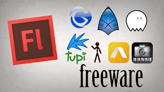ALAN BECKER  Freeware Alternatives to Adobe Flash