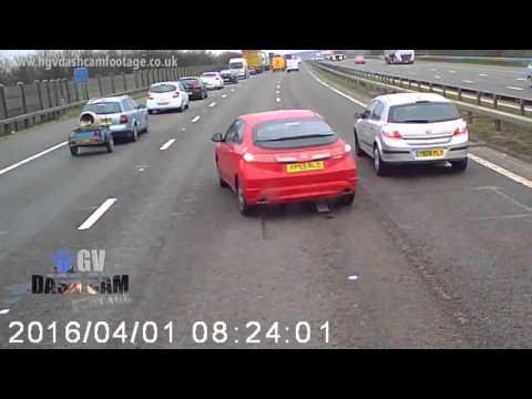 HGV driver comes to the rescue