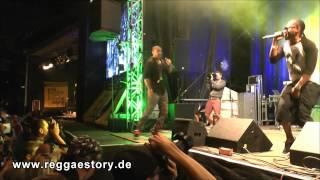 Shaggy - 1/6 - In The Summertime - Reggae Jam 2014