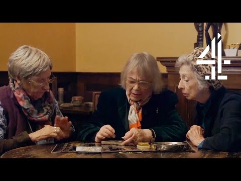 Three Grannys Visit an Amsterdam Coffee Shop | A Granny's Guide to the Modern World from YouTube · Duration:  1 minutes 39 seconds