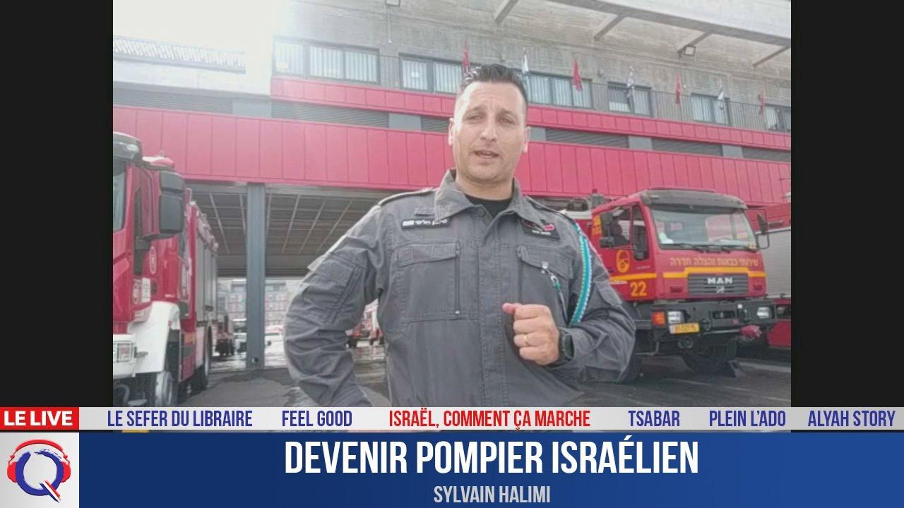 Devenir pompier israélien - ccm#443