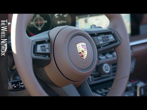 2020 Porsche 911 992 Carrera S Cabriolet
