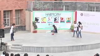 Harmony 2013 : Street Play - Jindal Vidya Mandir Vasind