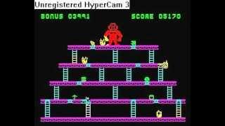Kong by Ocean Software (ZX Spectrum)