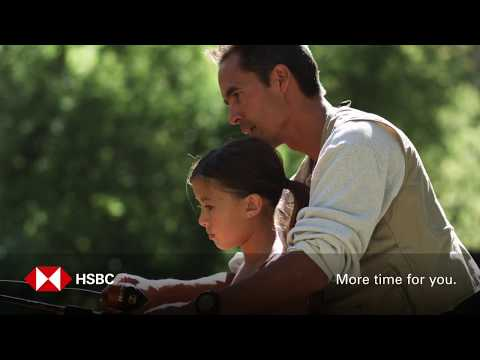 Mobile Banking With HSBC | #HSBCTransformationStories