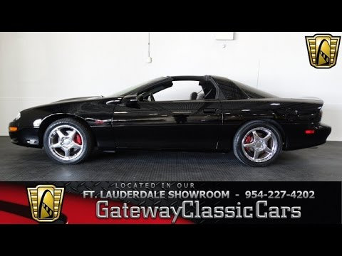 2002 Chevrolet Camaro SS SLP - Gateway Classic Cars of Fort Lauderdale #