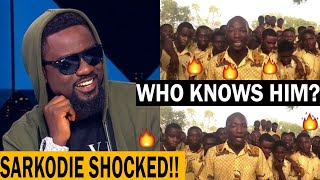 Sarkodie Throws Another Spot Light On A Young SHS Rapper Battling At InterCo Freestyle Competition