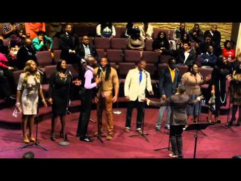 """James Hall and Worship & Praise """"The Blood"""""""