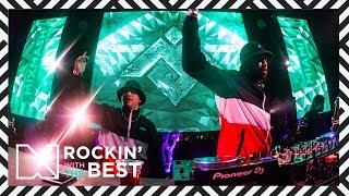 Moksi live @ Mixmash Miami 2018 | Rockin' With The Best