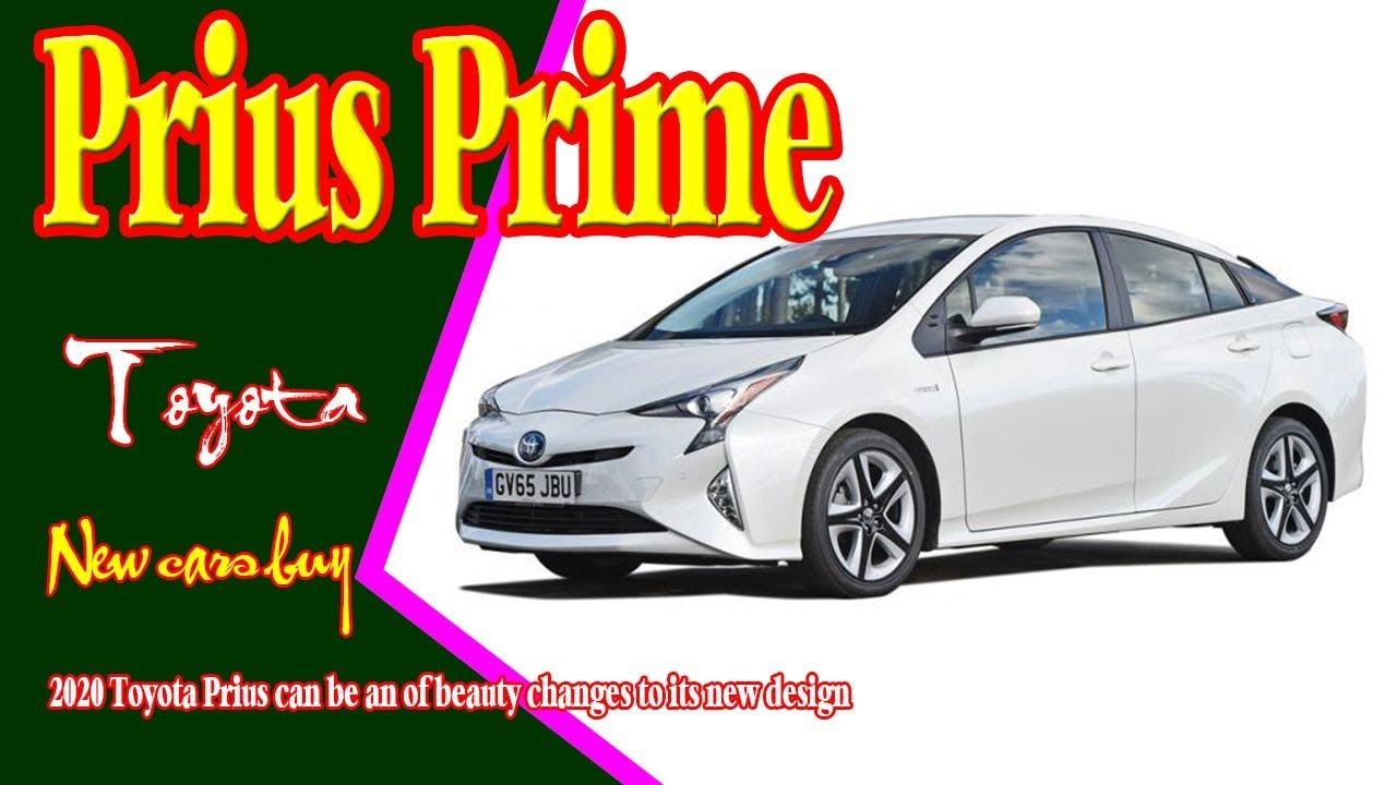 2020 Toyota Prius Prime Premium New Cars