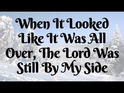 When It Looked Like It Was Over, The Lord Was Still By My Side --Pastor Michael T. Walker--12.13.20