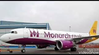Fairwell Monarch Airlines | 1967-2017