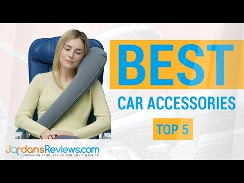 Find the Best Car Accessories | Coolest Auto Add-ons for 2016