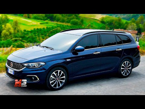new fiat tipo station wagon 2016 first test drive only sound youtube. Black Bedroom Furniture Sets. Home Design Ideas