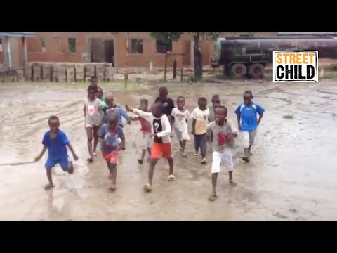 Street Child: Liberian children going back to school