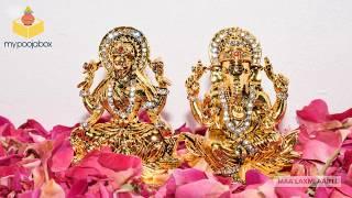 Maa Laxmi Ji Aarti | Om Jai Lakshmi Mata | Lakshmi Aarti with Lyrics