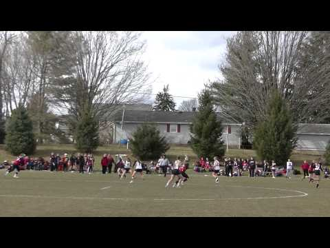2015 Saucon Valley HS Lacrosse vs Easton - First Half