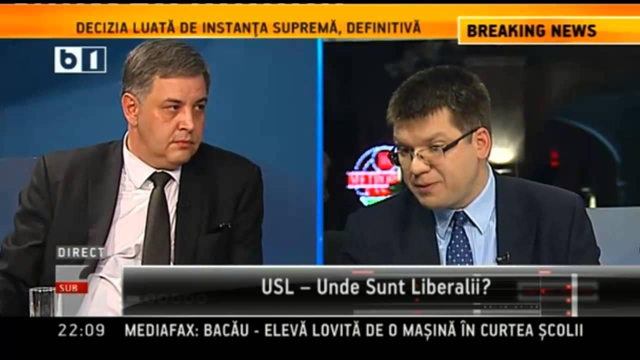 Mihail Neamţu: ce înseamnă liberalismul în România?