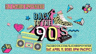 "Facebook Live DJ Mix: ""90s Night"""