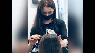 РОВНЕНЬКО Сделать стрижку в Броварах Любовь Мазяр салон красоты La Familia Семейная парикмахерская